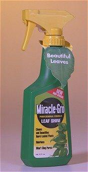Image: Miracle Grow Leaf Shine - 12 oz.