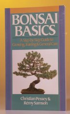 Image: Bonsai Basics Christian Pessey and Remy Samson