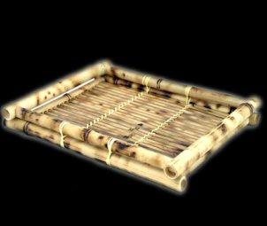 Bamboo Bonsai Table 11.5
