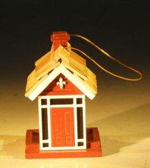 Image: Mini Architectural Birdhouse
