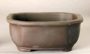 """6.5"""" Houtoku Bonsai Pot"""