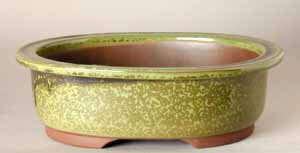 "8.75"" Houtoku Bonsai Pot"