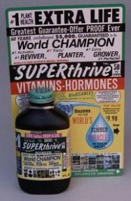 Superthrive Vitamins and Hormones - 4 oz.