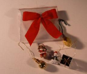 Miniature Xmas Ornaments