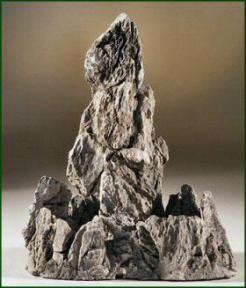 Chinese Mountain Rock Bonsai Pot
