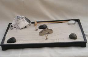 Executive Desktop Meditation Zen Garden <br>14.5