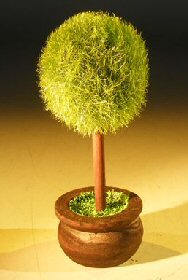 Mini Artificial Topiary