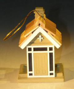Mini Architectural Birdhouse