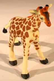 Miniature Giraffe Figurine - 3.5